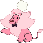 Lion chef png