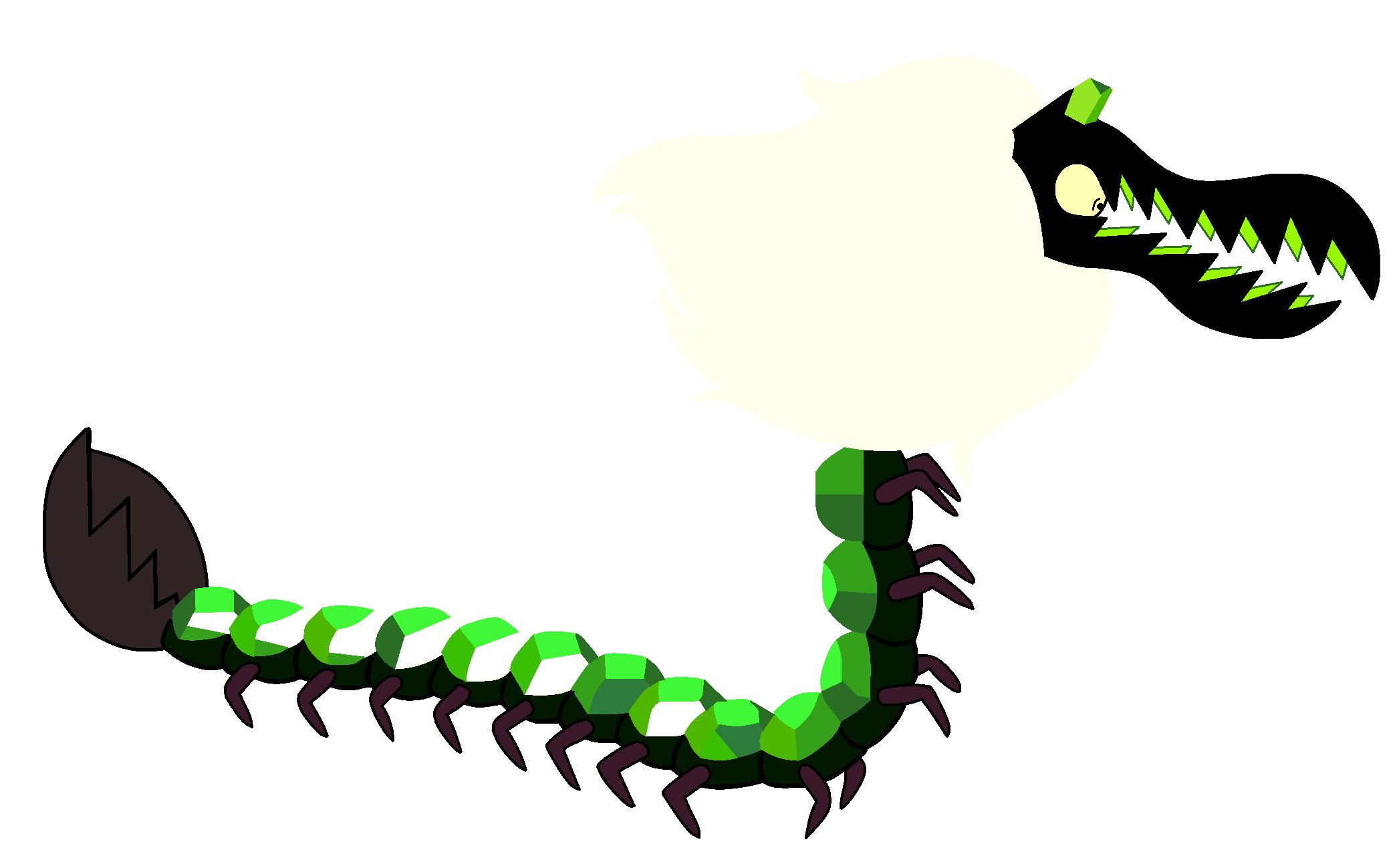 Fișier:Centipeetle Mother Big PNG.png