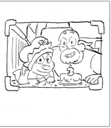 Steven's Birthday Storyboard 3