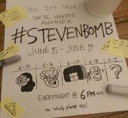 StevenBomb 2 Promo