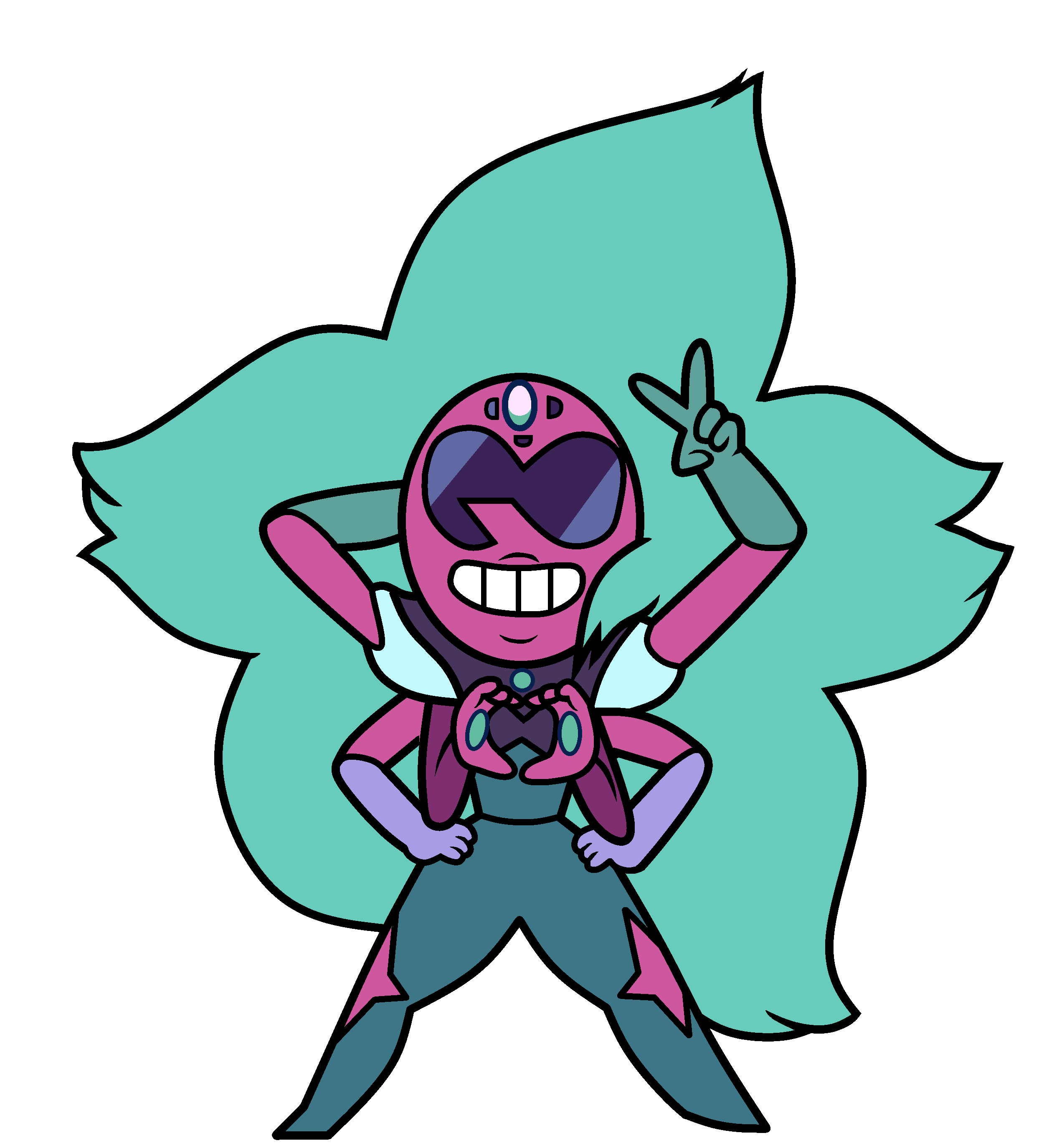 Chibi Alexandrite By King