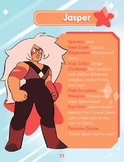 Jasper GTTCG Page