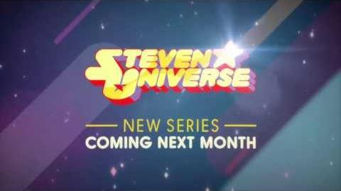 Coming Next Month! Steven Universe Cartoon Network