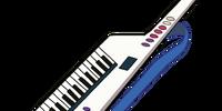 Garnet's Keytar