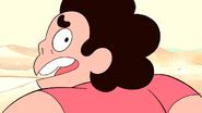 Steven's Lion Steven Surprised