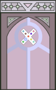 Temple Door (Moonstone)