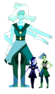 Teal Zircon (Kya and GSS)