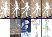Pearl forms