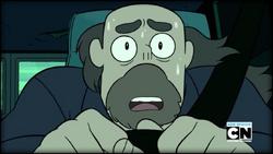 Greg in Terror