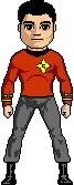 Lt. Cmdr. W. MacCandless - USS Star League