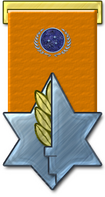 Federation Star of Diplomacy Medal