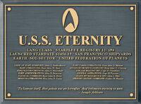 Eternityplaque