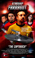 Starship Farragut Poster low res