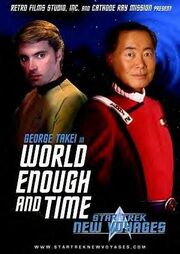 03 World Enough And Time Poster