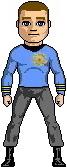 Commander J. Charles - Starbase 134