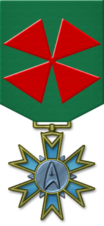 Starfleet Citation for Conspicuous Gallantry Medal