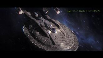 Star Trek - Horizon Trailer 1
