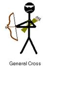 General Cross