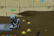 Earth miner transform