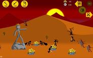 Stick War Legacy Gameplay 1
