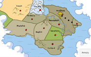 Stick War Legacy Map