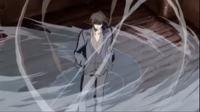 Kazuma's wind magic