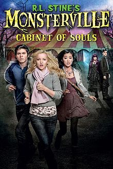 R.L. Stine's Monsterville - Cabinet of Souls poster