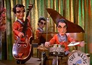WASP jazz band