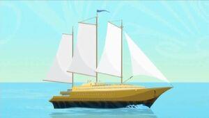 Captain Ron's Yacht