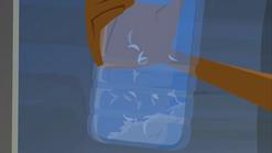 S1 E11 Broseph's toenails settle back to the bottom of the bottle