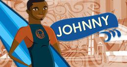 Johnny ''Front Dest Guy''