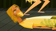 "S2 E8 The Kahuna tells Johnny Lo does not have Vampire bites she has ""advanced seagull-atitis"""