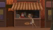 S1 E15 Lo Tries to get another Beaver Tail