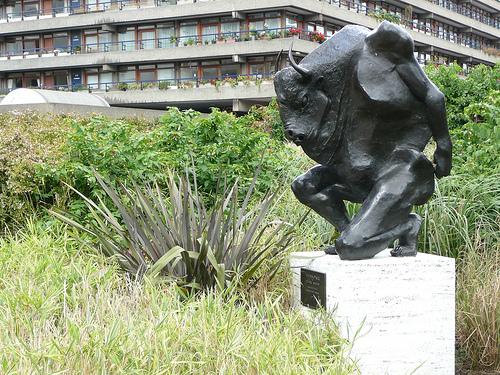 File:The Minotaur, Barbican.jpg