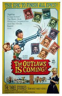 Outlaws-is-coming poster
