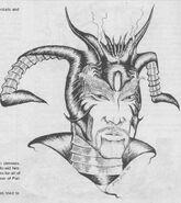 Theleb karna deities