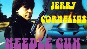 Jerry Cornelius - Needle Gun - Hawkwind
