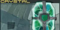 Blocking Crystal