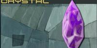 Cloaking Crystal