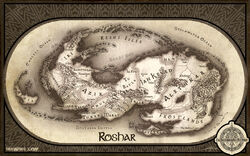 Map roshar