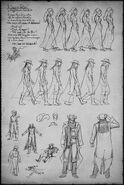 Sketchbook veil