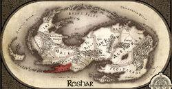 Roshar-Tukar