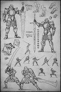 Sketchbook shardplate