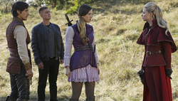 Once Upon a Time in Wonderland 1x08