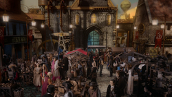 Land of Untold Stories Marketplace