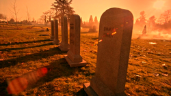 Underworld gravestones