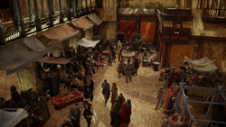 Capital of Agrabah Marketplace
