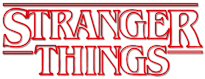 Image result for stranger things png logo
