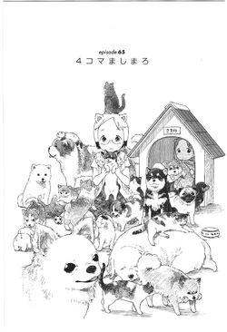 Ichigo Mashimaro manga Chapter 065 jp