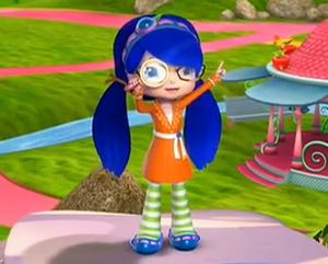 Blueberry imitates Patty